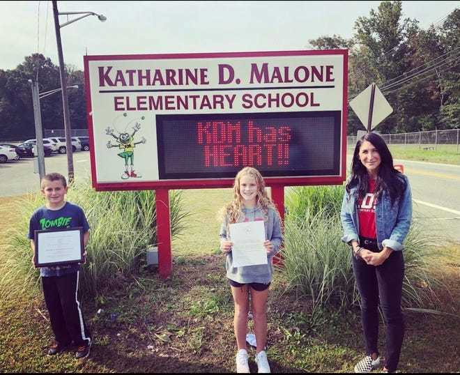 RTSD  Character Ed Recognition Featured in the Daily Record
