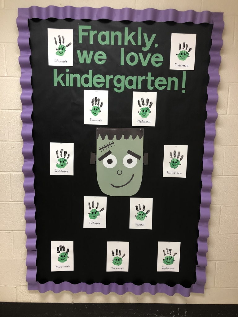 Frankly we LOVE Kindergarten!